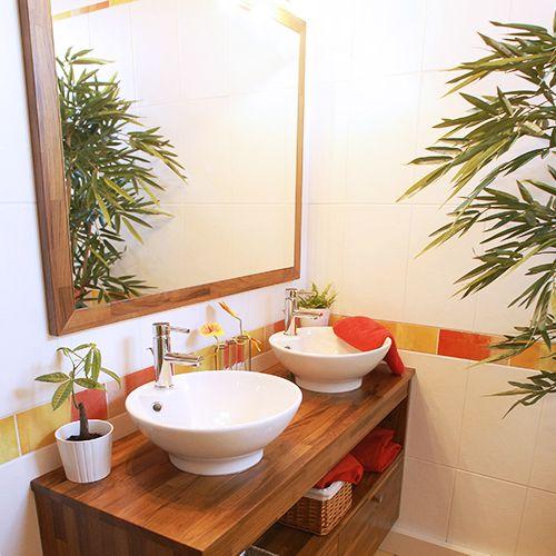 manguier meuble zen atlantic bain. Black Bedroom Furniture Sets. Home Design Ideas