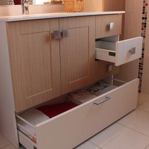 El ments de meubles atlantic bain for Meubles salle de bain sur mesure