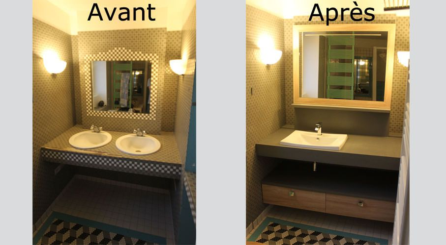 r novation de salle de bain nantes atlantic bain. Black Bedroom Furniture Sets. Home Design Ideas