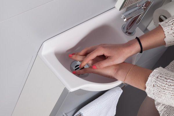 nouvelle collection lave mains mikro atlantic bain. Black Bedroom Furniture Sets. Home Design Ideas