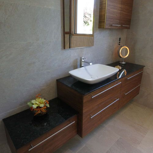 Vasques a poser atlantic bain for Plan de toilette salle de bain