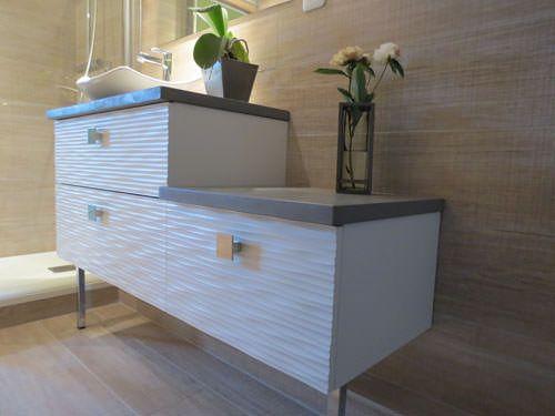 am nagement d 39 une petite salle d 39 eau sous rampant atlantic bain. Black Bedroom Furniture Sets. Home Design Ideas