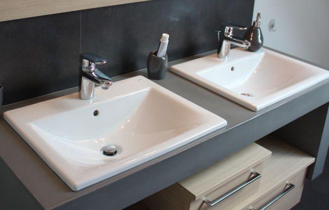 vasque ceramique salle de bain