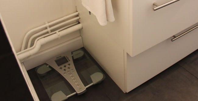 petit meuble de salle de bain sur mesure fonctionnel atlantic bain. Black Bedroom Furniture Sets. Home Design Ideas