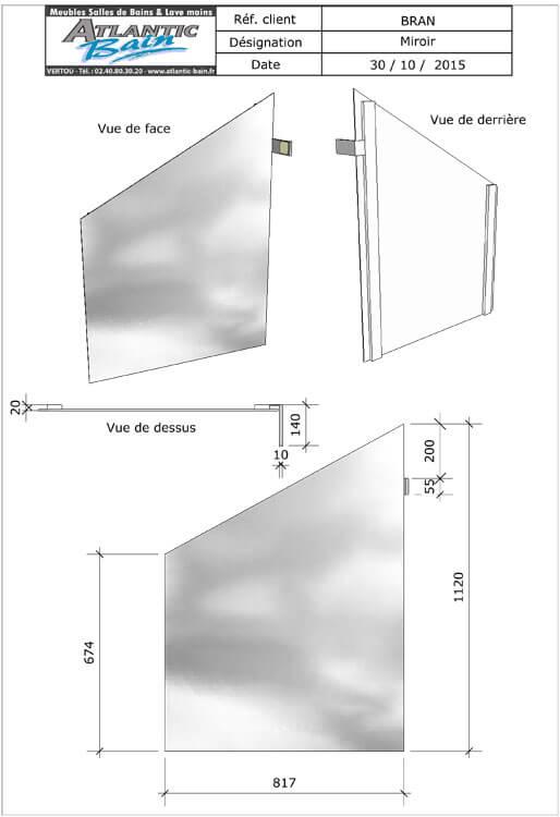 Petite salle de bain sous pente de toit pictures to pin on - Petite salle de bain sous pente de toit ...