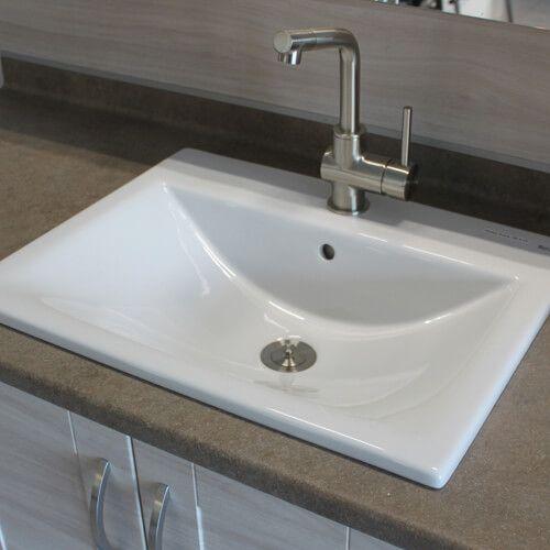 Meuble salle de bain vasque ceramique salle de bains - Meuble salle de bain petit prix ...