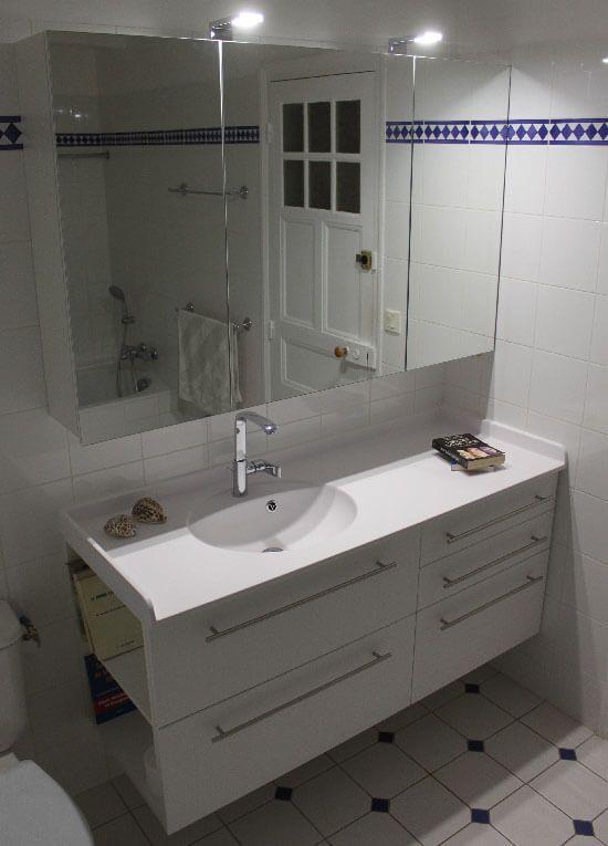 Comment revaloriser une salle de bain en changeant le for Changer sa salle de bain