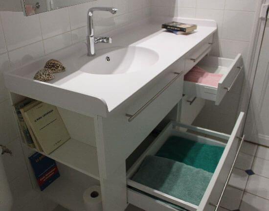 Comment revaloriser une salle de bain en changeant le Niche de salle de bain