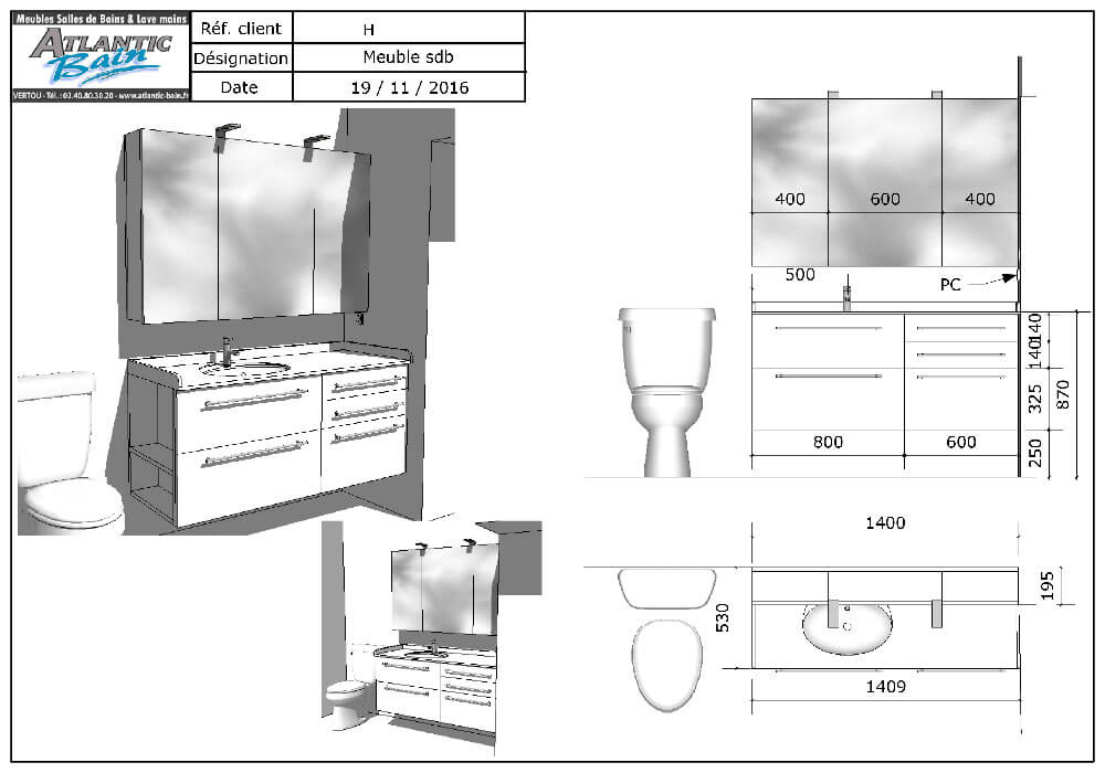 Comment revaloriser une salle de bain en changeant le for Salle de bain home staging