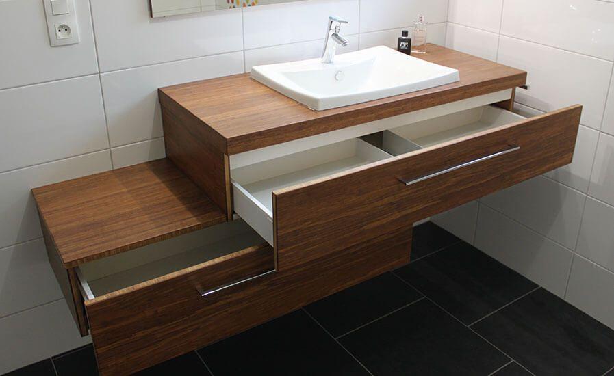 authentique et moderne un meuble d cal en bois massif atlantic bain. Black Bedroom Furniture Sets. Home Design Ideas