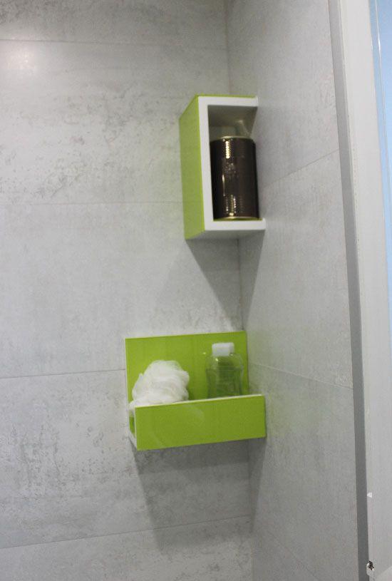 Un Meuble D Cal Pour Salle De Bains Moderne Couleur Vert