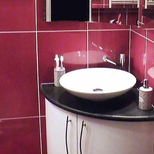 Meuble de salle de bain Java Barbade
