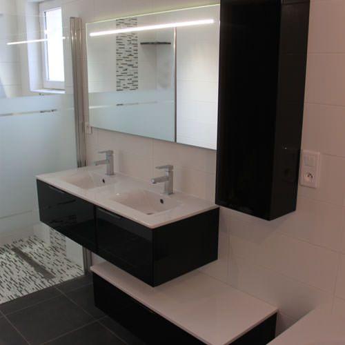 meuble design salle de bain