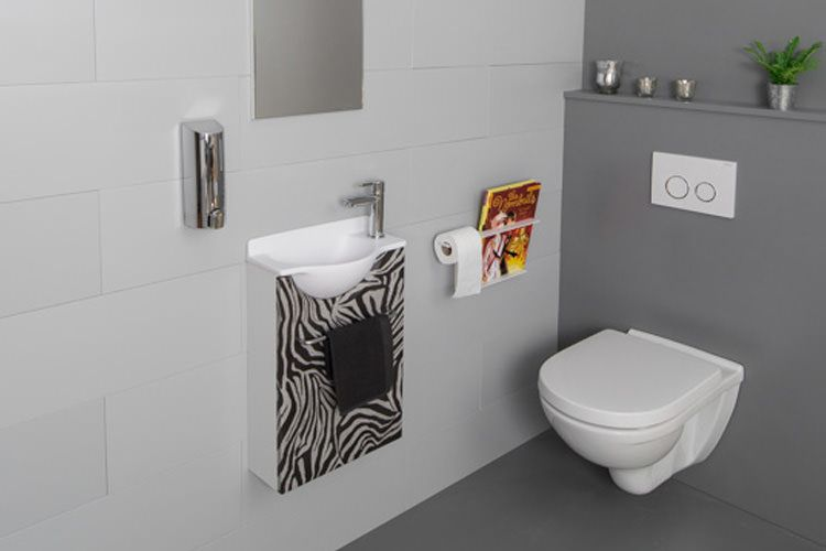 Nouvelle collection lave mains mikro atlantic bain - Petit lavabo avec meuble ...