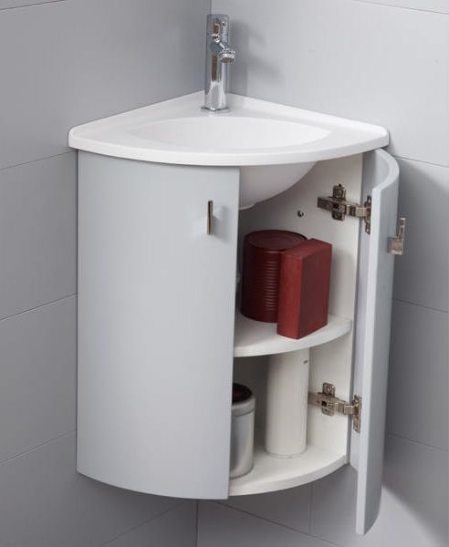 Nouvelle collection lave mains salto atlantic bain - Meuble lave main d angle wc ...