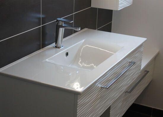 Meuble Au Design Moderne En D 233 Cal 233 Atlantic Bain