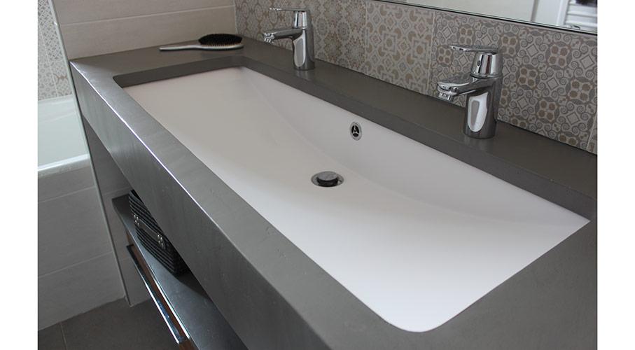 Une ou deux vasques et pourquoi pas une grande vasque pour ...