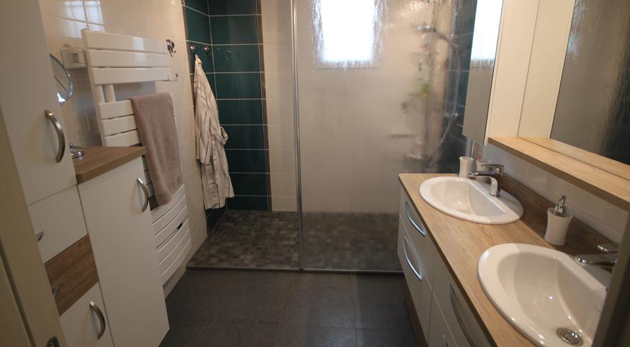 Stockholm Meuble pour salle de bains familiale | Atlantic Bain