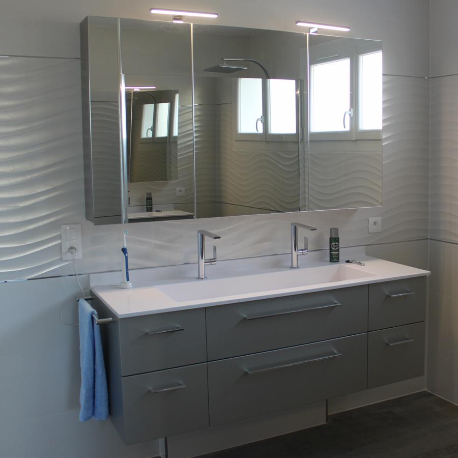 Meubles de salle de bain - Atlantic Bain