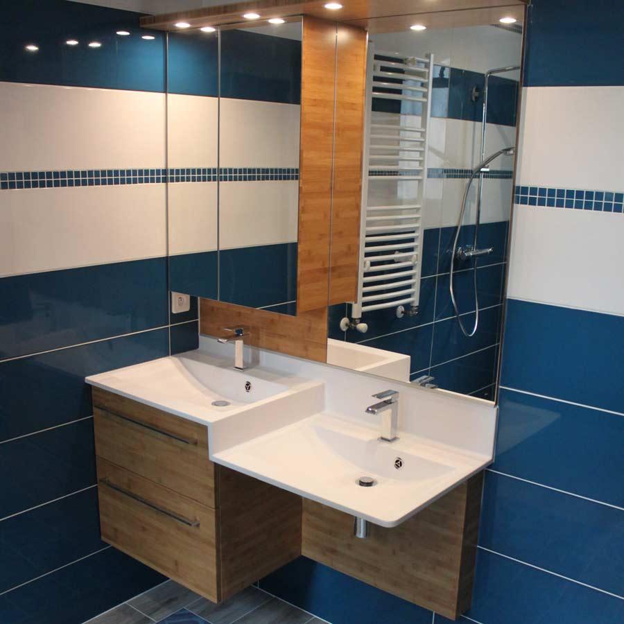 Atlantic Bain Morisseau Vertou antoine   meuble pmr 2 hauteurs de plan de toilette
