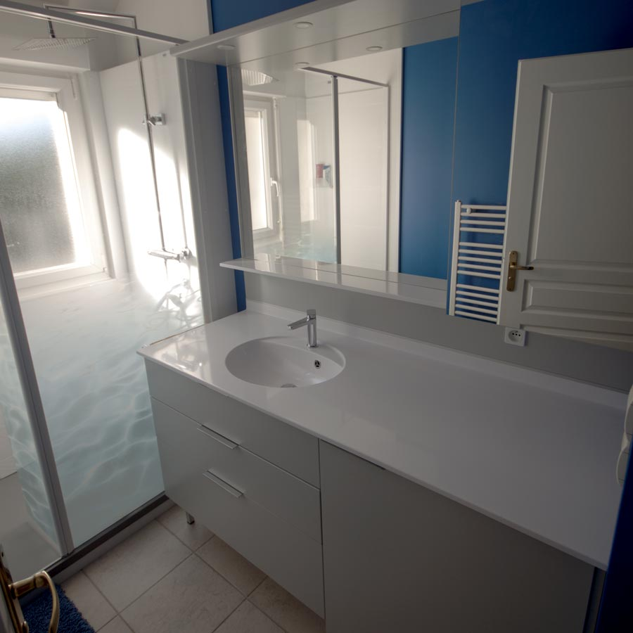 Atlantic Bain Morisseau Vertou agadir   atlantic bain   meuble salle de bains avec lave
